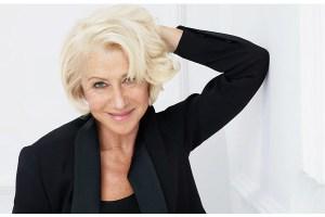 La edad perfecta de Hellen Mirren