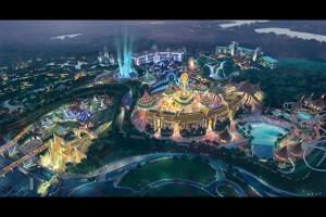 El primer parque de diversiones de Cirque du Soleil estará en México