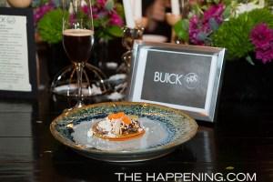 Todos los detalles de la exclusiva cena del chef Daniel Ovadía y Buick