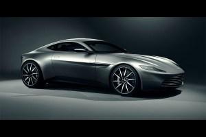 Así es el nuevo Aston Martin de James Bond…