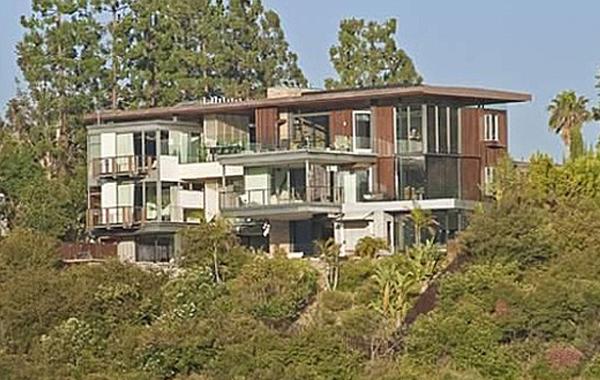 La mega mansión que las estrellas de Hollywood quieren
