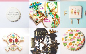 Conoce a la diseñadora de las galletas más trendy del mundo