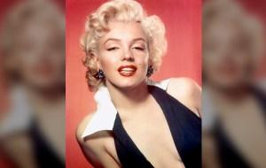 Marilyn Monroe para MaxFactor