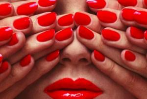 Red nails: Los mejores tonos