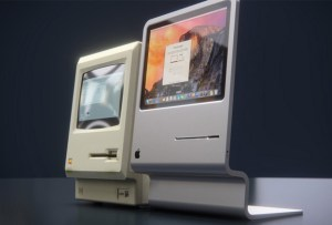 La Macintosh original fue reinventada