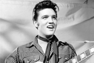 La primera canción de Elvis fue subastada