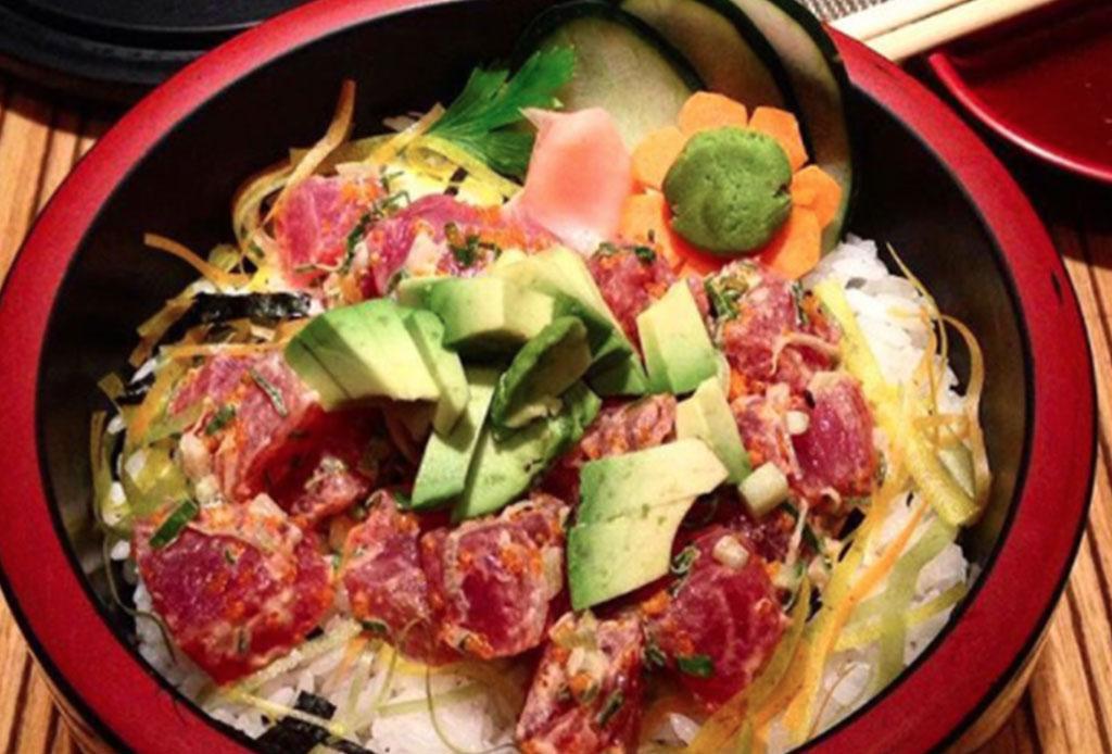 5 lugares para comer los mejores tuna bowls de la CDMX - murasaki