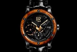 El reloj de Ralph Lauren inspirado en Bugatti
