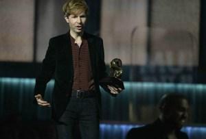 Beck y los Grammys