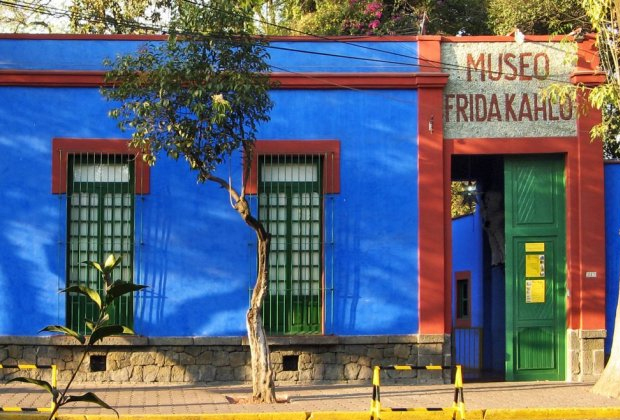 Los 7 museos que todos tienen que conocer en la CDMX - Casa-Azul