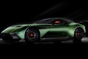 Aston Martin Vulcan: La excentricidad en cuatro ruedas