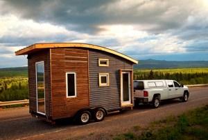 Leaf House Version 3, el camper más acogedor