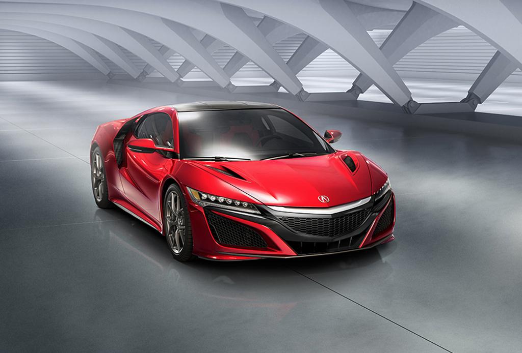 10 automóviles que todo hombre desea - Acutra-Nsx