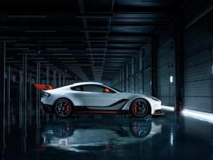 Aston Martin presenta el nuevo Vantage GT3