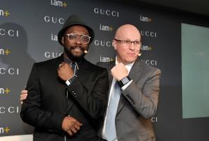 Gucci y will.i.am presentan una exclusiva smartband - Gucci-smartband-2-300x203