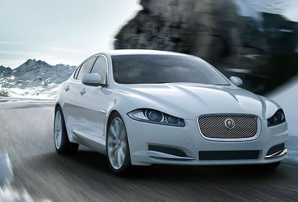 10 automóviles que todo hombre desea - Jaguar-XF-Premium-Luxury