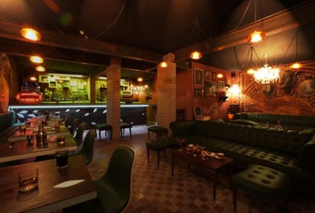 Los mejores lugares para disfrutar un gin en la CDMX - lilit-roma-bar-1024x694