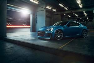 El BRZ STI Performance Concept de Subaru