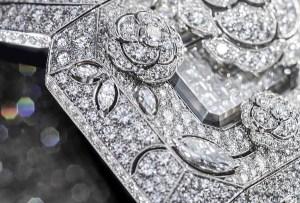 Les Éternelles Diamond: los relojes de Chanel