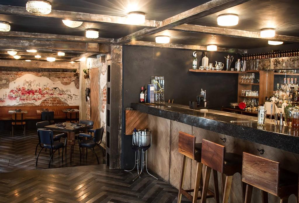 10 bares que tienes que conocer en la ciudad de m xico - Como decorar un pub ...