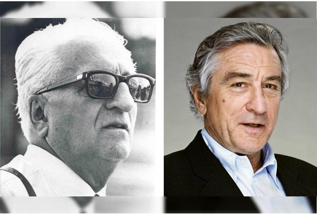 Enzo Ferrari reencarna en Robert de Niro
