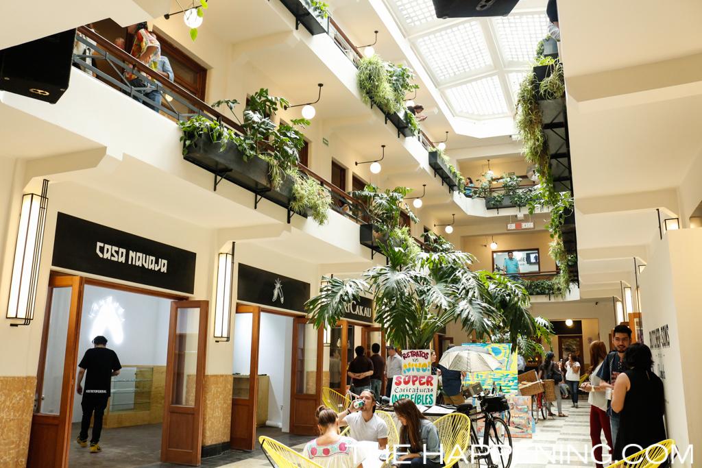 El nuevo hot spot del Centro Histórico: Barrio Alameda