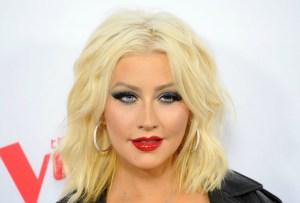 Christina Aguilera al estilo de Broadway