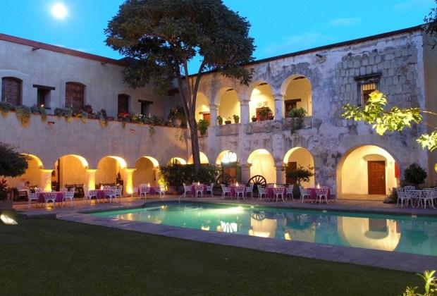 Este Día de las Madres sorpréndela con unas exclusivas vacaciones - Quinta-Real-Oaxaca-1024x694
