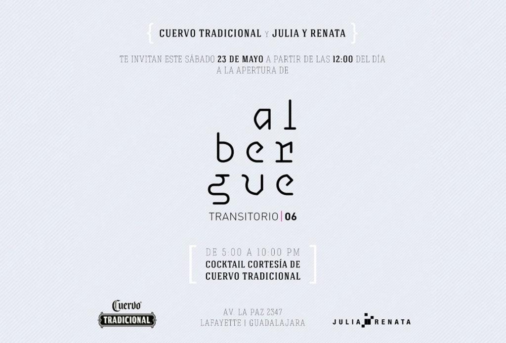 La 6ta edición de Albergue Transitorio en Guadalajara, Jalisco