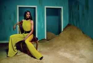 Ciara es la imagen de la nueva campaña de Cavalli