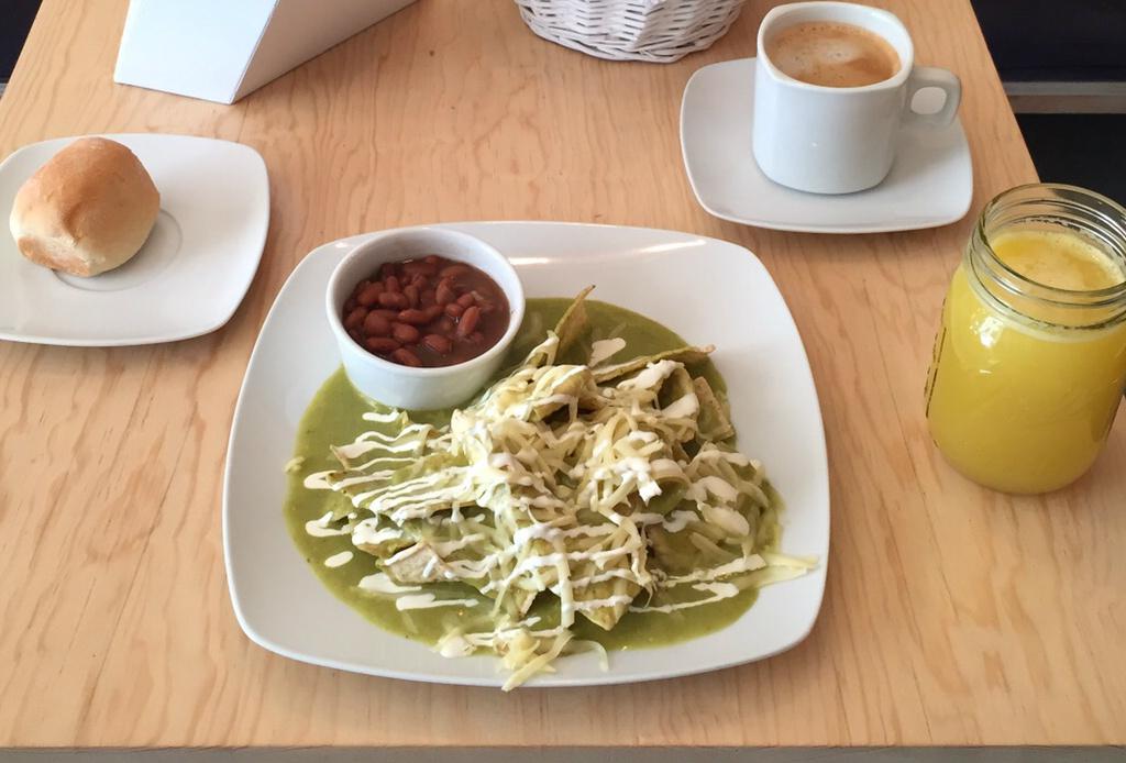 Los mejores lugares para comer chilaquiles en la CDMX - Degu