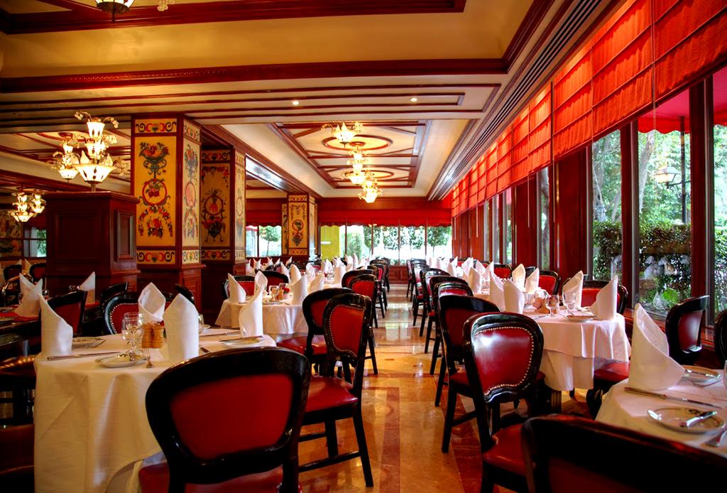 Los 7 mejores restaurantes franceses de la ciudad for Comida francesa df