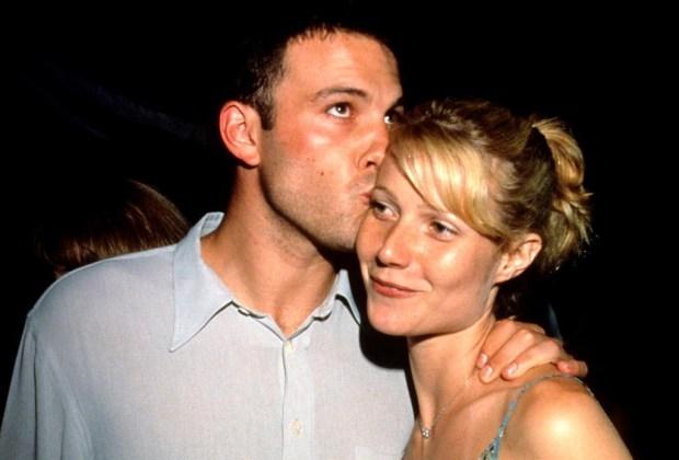 Celebridades que no te imaginas que fueron novios - gwyneth-and-ben-affleck-1024x694