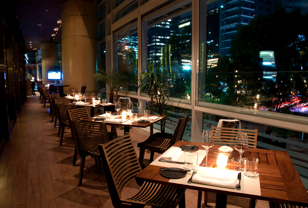 Los 12 restaurantes más exclusivos en la CDMX