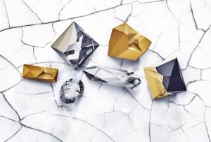 Jean Paul Gaultier creó nuevas piedras para Swarovski