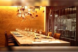 LaTableKrug: El restaurante más íntimo de México