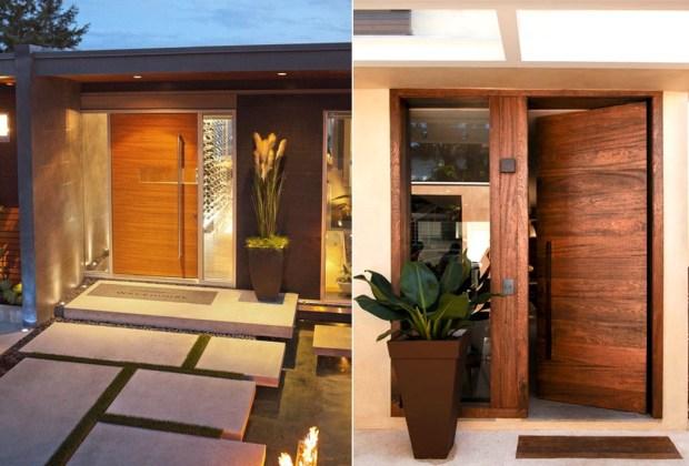 7 formas fáciles de añadir estilo a tu hogar - puerta-linda-1024x694