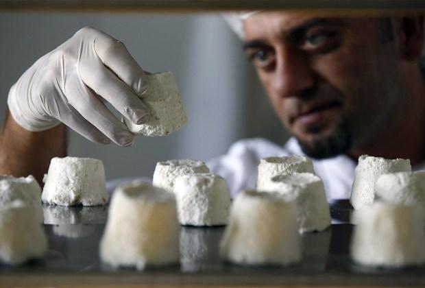 ¿Con qué se elabora el queso más caro del mundo? - pule-queso-1024x694