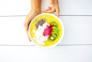 Smoothie bowl: El desayuno más healthy