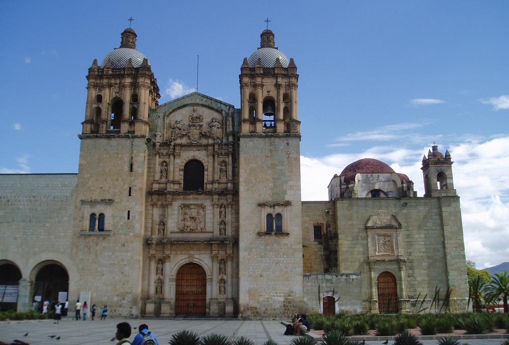Este verano TIENES que visitar Oaxaca - Santo-Domingo