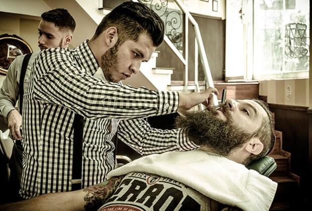 Las barberías que debes conocer en la CDMX - la-barberia-1024x694