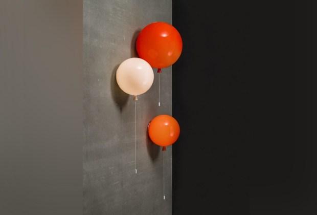 Ilumina tu habitación con ¿globos? - lamparas-globos-klimek-2-1024x694