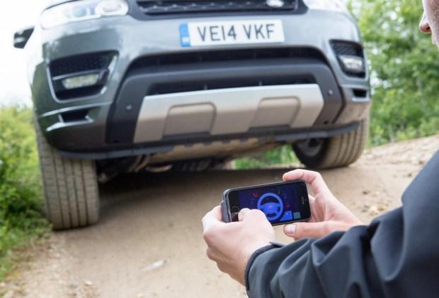 Land Rover a control remoto - land-rover-1024x694