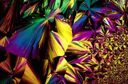 Así se ve el tequila (y otros drinks) bajo el microscopio - Dirty-MArtini