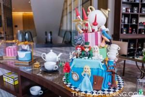 El ritual de té de Alicia en el País de las Maravillas