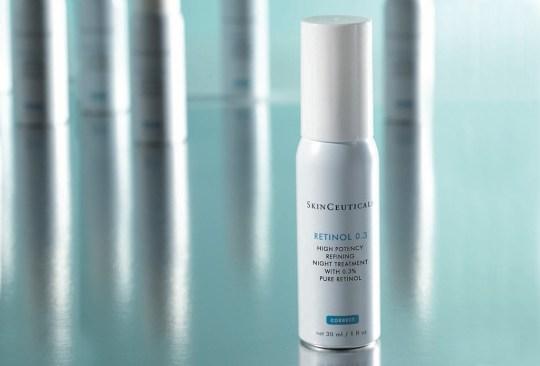 Esta es la solución para eliminar las manchas de la piel - retinol-skinceuticals-1024x694