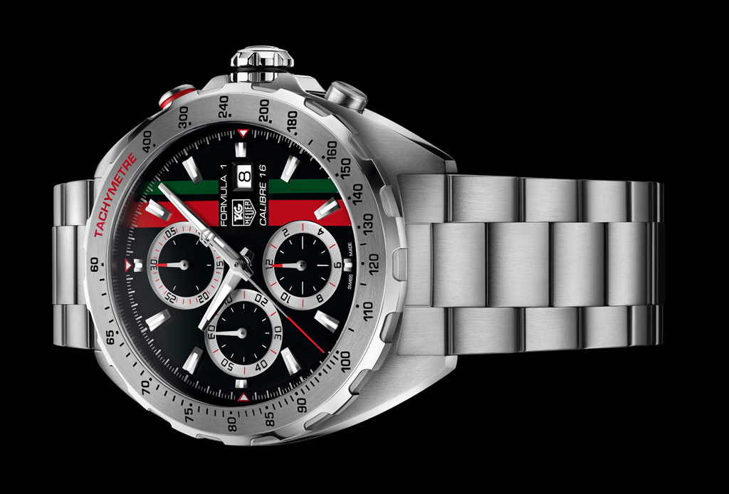 Tag Heuer presenta un reloj MUY mexicano