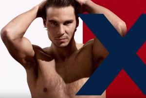 Rafael Nadal para Tommy Hilfiger Underwear