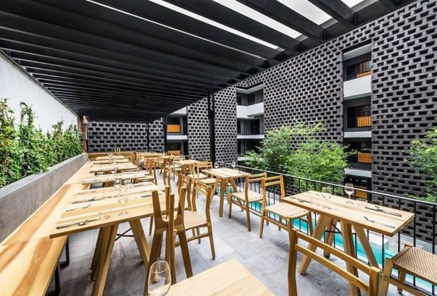 Los 10 mejores hoteles para hospedarte en el D.F. - Hotel-Carlota-1024x694