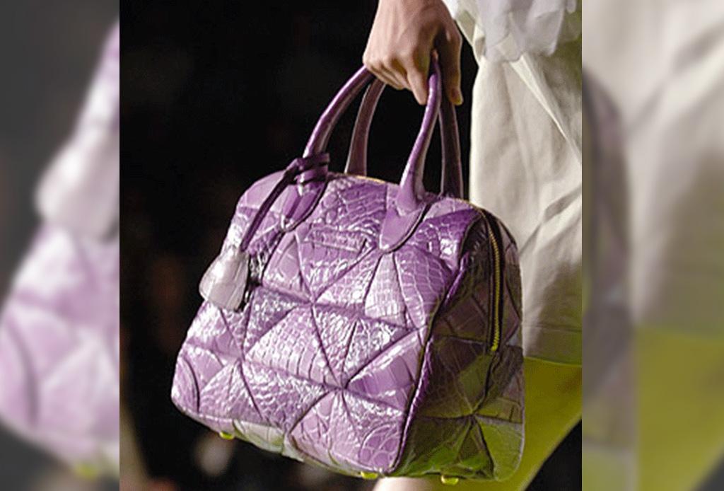 Las 10 bolsas más caras de la historia - Marc-Jacobs-Carolyn-Crocodile-Handbag